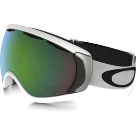 Oakley Canopy Snow Goggles matte white w/prizm jade irid